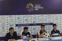 Pelatih Uzbekistan nilai kartu merah pengaruhi hasil kontra Korsel