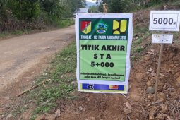 Satgas Percepat Penyelesaian Pembangun Jalan Penghubung Desa