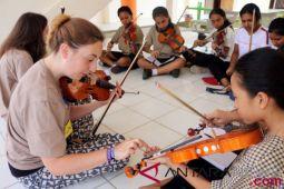 Pelatihan Dari Orkestra Spanyol