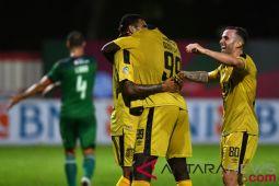 Pelatih: Sani Rizki jimat keberuntungan Bhayangkara FC