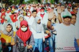 Ribuan warga Jeneponto semarakkan gerak jalan sehat