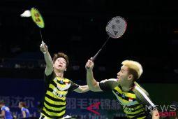 Minions tersingkir pada semifinal China terbuka