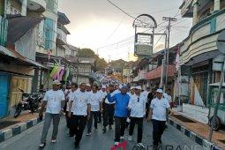 BUMN Hadir Untuk Negeri: Tiga BUMN gelar jalan sehat di Tual, Maluku