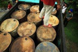 Ungkap penyelundupan minyak mentah ilegal