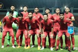 Timnas U-19 Indonesia menyerah dari China 0-3