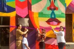Anies harap seni dipamerkan di ruang terbuka
