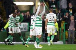 Gol tunggal Griffiths amankan kemenangan Celtic atas Rosenborg