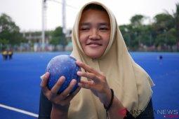 Menyapa Nimatul Fauziah, andalan Indonesia di cabang lawn bowls