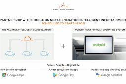 Renault-Nissan-Mitsubishi gandeng Google rancang sistem hiburan pintar