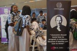 Kenalkan coding untuk anak lewat kelas mini di Bekraf Habibie Festival