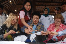Ucapan terima kasih delegasi ICW untuk Indonesia