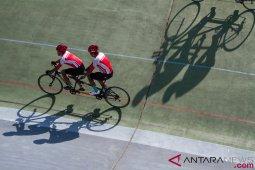 Pelatnas Balap Sepeda Asian Para Games 2018