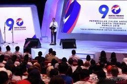 Presiden Sampaikan Pembekalan Untuk Caleg Perindo