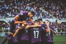 Hasil dan klasemen Liga Italia, Fiorentina buntuti Juventus