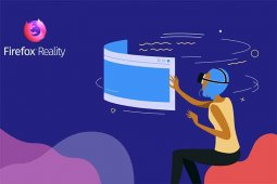 Mozilla luncurkan Firefox Reality, bawa pengalaman 3-D ke browser