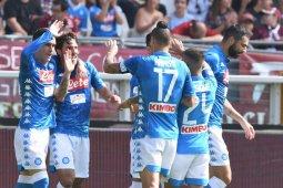 Insigne sumbang dua gol saat Napoli tundukkan Torino
