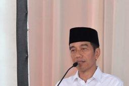 Jokowi sebut alhamdulillah masuk daftar tokoh muslim berpengaruh dunia