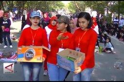 Relawan Jokowi-Ma'ruf galang aksi 5000 koin untuk Bencana Sulteng