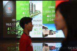 Indeks bursa melemah dipengaruhi  sentimen negatif eksternal
