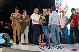 Indonesia Re raih penghargaan Social Media Blast Terbanyak di ajang IBD Expo 2018