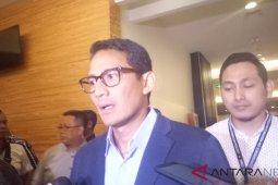 Sandiaga : lapangan kerja di Indonesia masuk kategori pesimistis