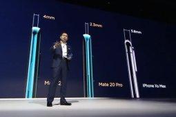 Huawei luncurkan empat seri Mate 20