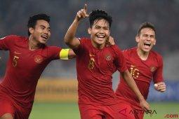 Indonesia Kalahkan Taiwan