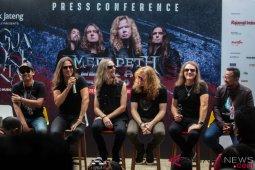 Jelang Konser Megadeth Di Yogyakarta
