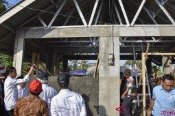 Pembangunan Rumah Terdampak Gempa Lombok