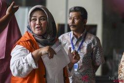Neneng Hassanah minta maaf kepada masyarakat Bekasi