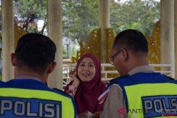 Warga Negara Malaysia Ditilang