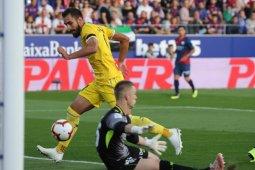 Espanyol naik ke peringkat ke-2 setelah tumbangkan Huesca