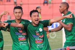 Sriwijaya FC ditekuk PSMS Medan  0-3
