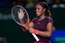 Stephens taklukkan Osaka di WTA Finals