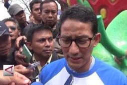 Sandiaga Uno janjikan lapangan kerja luas di Sumedang