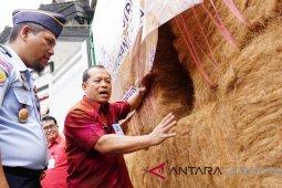 Lapas Pohuwato Ekspor Sabut Kelapa Ke Cina