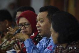 Gubernur harap DPR bantu tuntaskan rehabilitasi gempa NTB