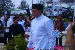 Minister Lukman opens 3rd nat`l spiritual camp in Belitung