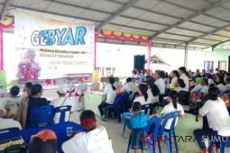 TPL  dukung Gebyar Program Keluarga Harapan Kecamatan Parmaksian