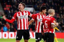 PSV Eindhoven Menggelar Pesta Gol Ke Gawang Excelsior Dan Mencukur Tim Tamu Dengan Skor 6 0 Dalam Laga Pekan 15 Liga Belanda Di Stadion Philips