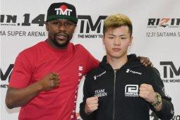 Petinju AS Floyd Mayweather Menegaskan Bahwa Pertarungan Pada Malam Tahun Baru Menghadapi Kickboxer Jepang Tenshin Nasukawa Hanya Sebagai Sebuah Hiburan