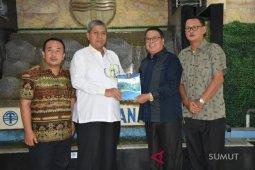 Nias Barat-Tirtanadi kerjasama bangun sarana air bersih