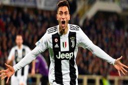 Juventus perpanjang kontrak  Bentancur sampai 2024