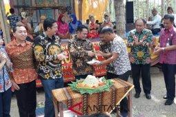 Plt Bupati Bekasi resmikan wisata alam Kawung Tilu