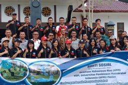 Pulang kampung, KMN  dorong kesadaran bersih lingkungan
