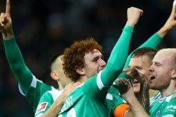 Werder Bremen Mempecundangi Tamunya Fortuna Duesseldorf Dengan Skor 3 1 Dalam Pertandingan Liga Jerman Yang Dimainkan Di Stadion Weser
