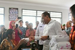 Gubernur Sumut imbau penghuni Panti Sosial Tuna Wisma perbanyak ibadah