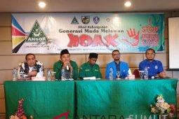 GP Ansor Labusel ajak pemuda perangi hoax