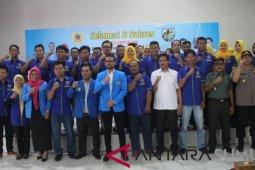 DPK KNPI Kecamatan Kotapinang dilantik