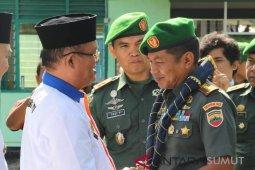 Danrem 023/KS: prajurit harus bijak gunakan media sosial
